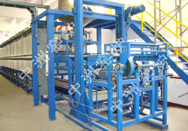 醋酸乙烯装置辊道窑