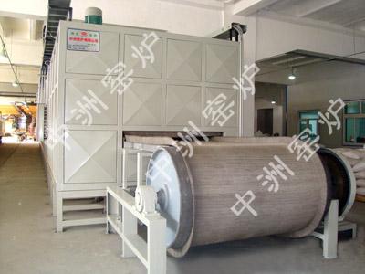 21m热风循环焙烧炉