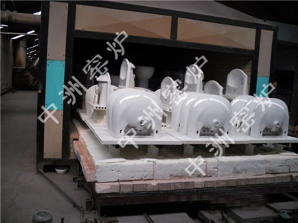 卫生瓷梭式窑