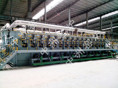 Zhejiang JianLi Co., Ltd.(Thailand)Ф273Quenchingtempering furnace.