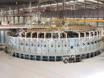 Zhejiang JianLi Co., Ltd.(Thailand)Ф24.8m Rotary Furnace