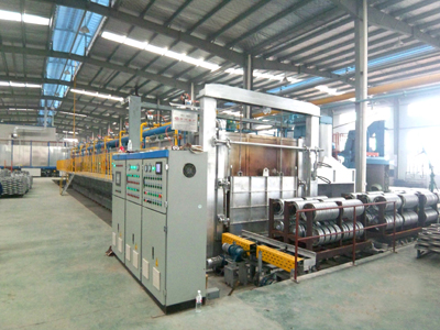 Wanfeng Auto Holding Group co,ltd(India)30 Heat Treatment Production Line
